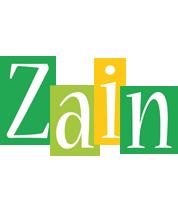 Zain lemonade logo