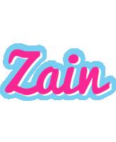 Zain popstar logo