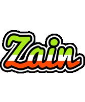 Zain superfun logo