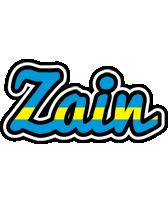 Zain sweden logo