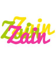 Zain sweets logo