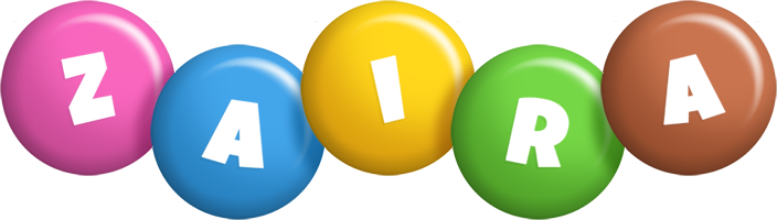 Zaira candy logo