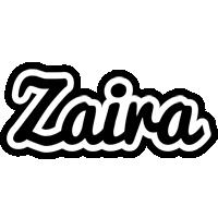 Zaira chess logo