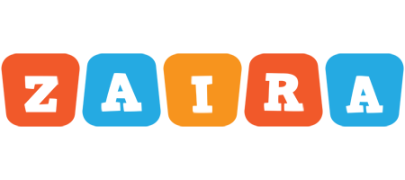Zaira comics logo