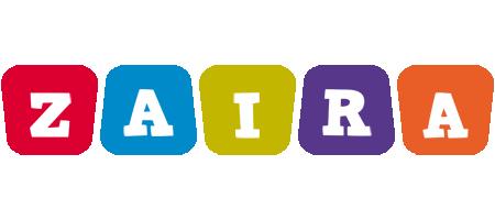 Zaira daycare logo