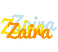 Zaira energy logo