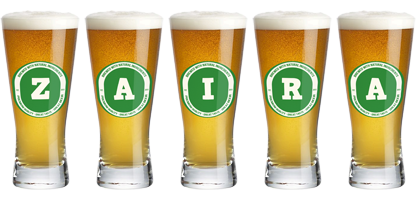 Zaira lager logo