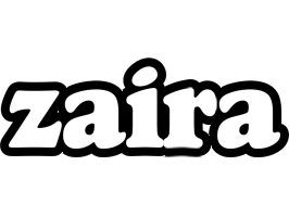 Zaira panda logo