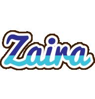Zaira raining logo