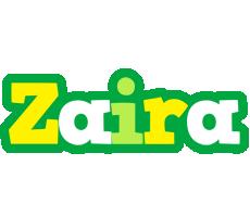 Zaira soccer logo