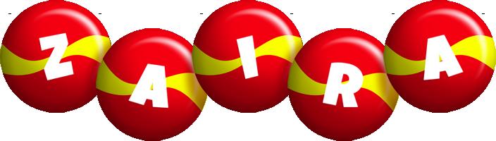 Zaira spain logo