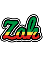 Zak african logo