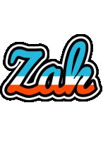 Zak america logo