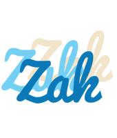 Zak breeze logo