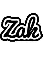 Zak chess logo