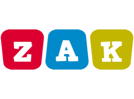 Zak daycare logo