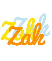 Zak energy logo