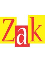 Zak errors logo
