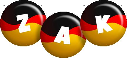 Zak german logo