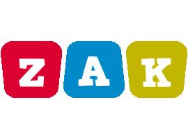 Zak kiddo logo