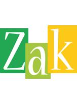 Zak lemonade logo