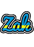 Zak sweden logo