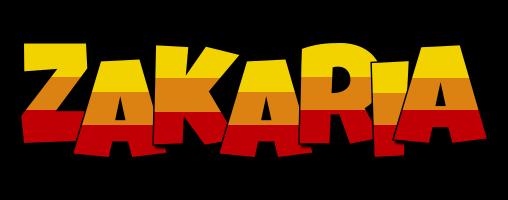 Zakaria jungle logo