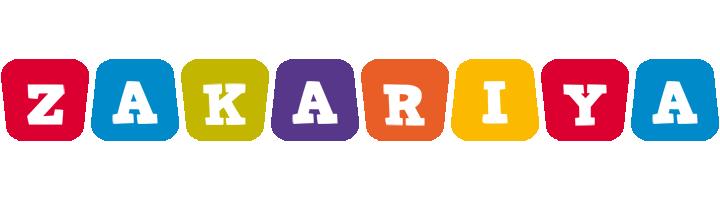 Zakariya kiddo logo