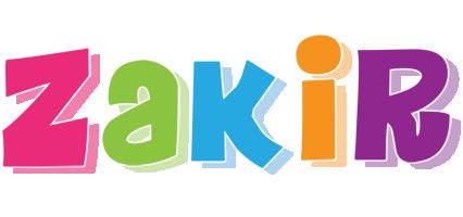 Zakir friday logo