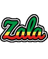 Zala african logo