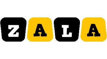 Zala boots logo