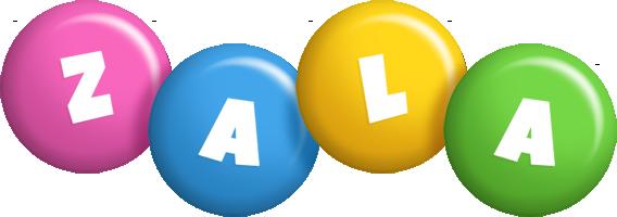 Zala candy logo