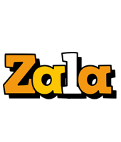 Zala cartoon logo