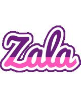 Zala cheerful logo