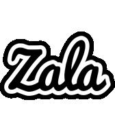 Zala chess logo