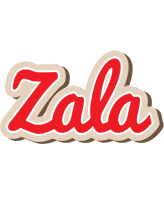 Zala chocolate logo