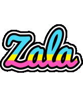 Zala circus logo