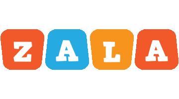Zala comics logo