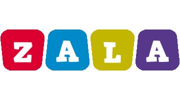 Zala daycare logo