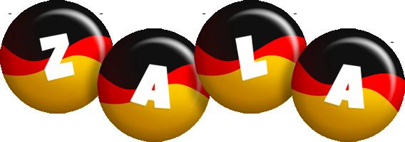 Zala german logo