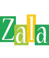 Zala lemonade logo