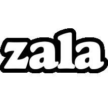 Zala panda logo