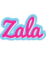 Zala popstar logo