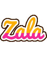 Zala smoothie logo