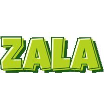 Zala summer logo