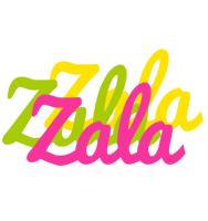 Zala sweets logo
