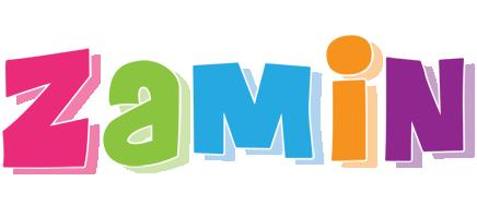 Zamin friday logo