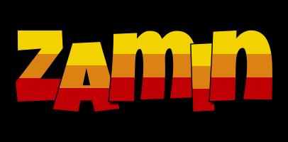 Zamin jungle logo