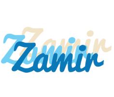 Zamir breeze logo