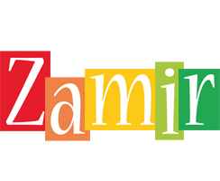 Zamir colors logo